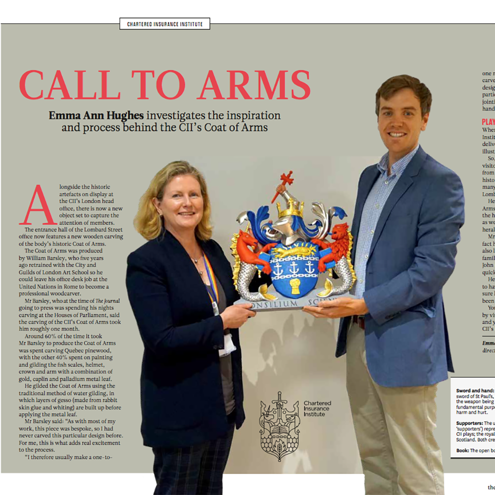 Chartered-Institute-of-Insurance-Coat-of-Arms-Article-William-Barsley
